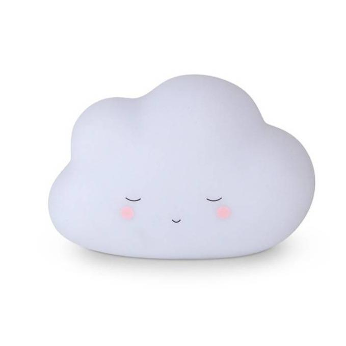Bambinista-BRIGHT SIDE COMPANY-Decor-Little Light Cloud White