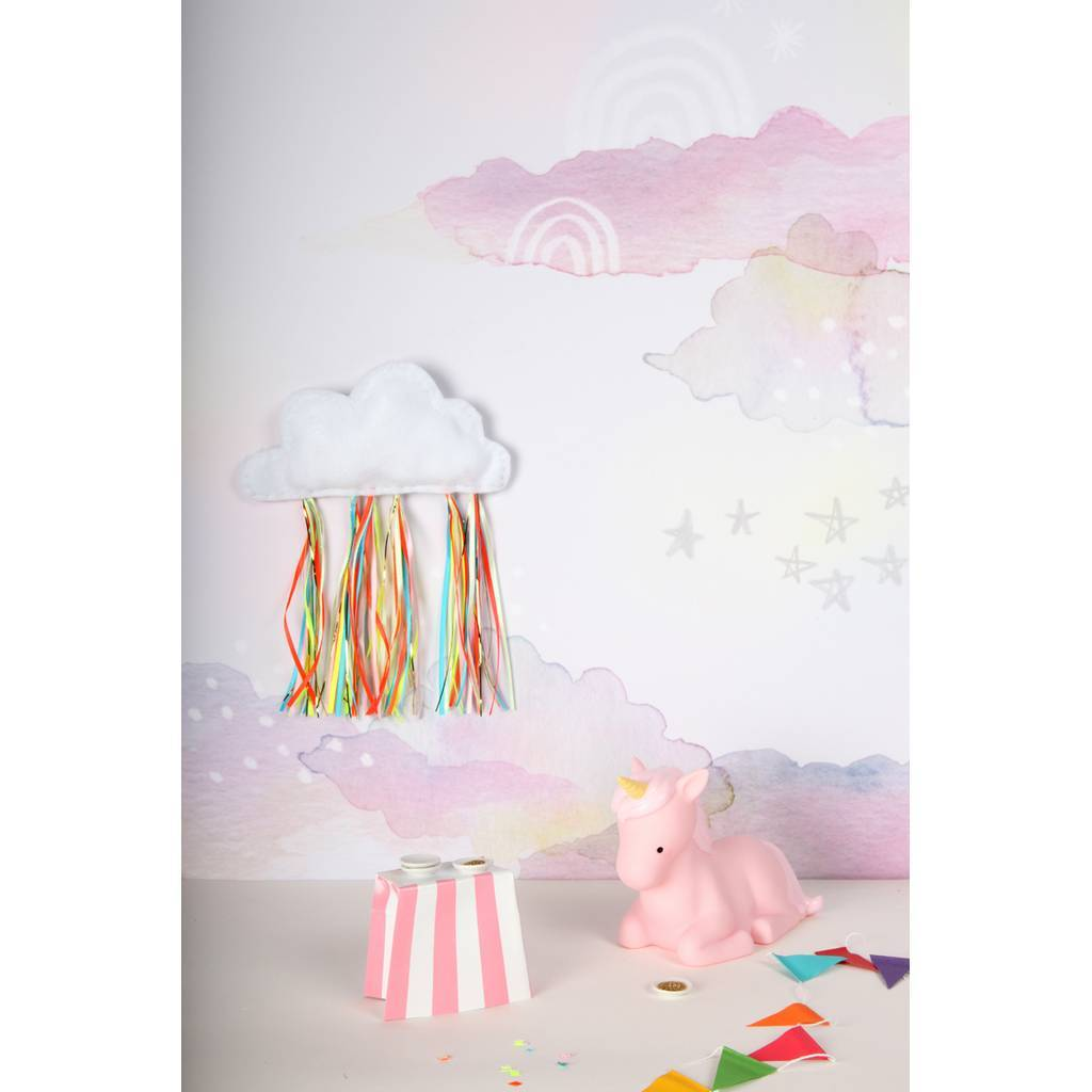Bambinista-BRIGHT SIDE COMPANY-Decor-Little Light Unicorn Pink