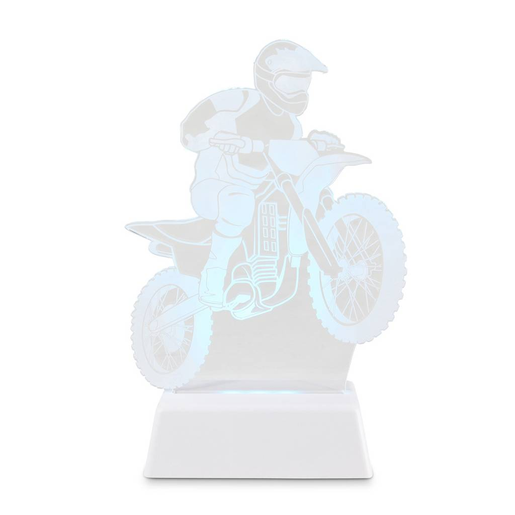 Bambinista-BRIGHT SIDE COMPANY-Decor-Remote Controlled Night Light Motorbike