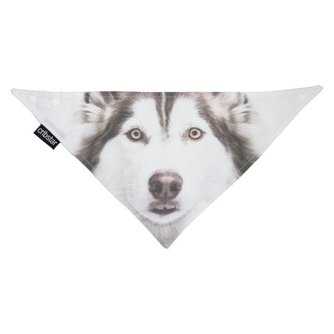 Bambinista-CRIBSTAR-Accessories-Bib Husky