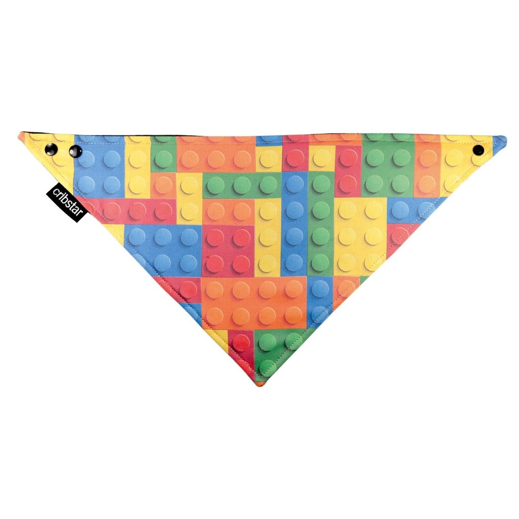 Bambinista-CRIBSTAR-Accessories-Bib Lego