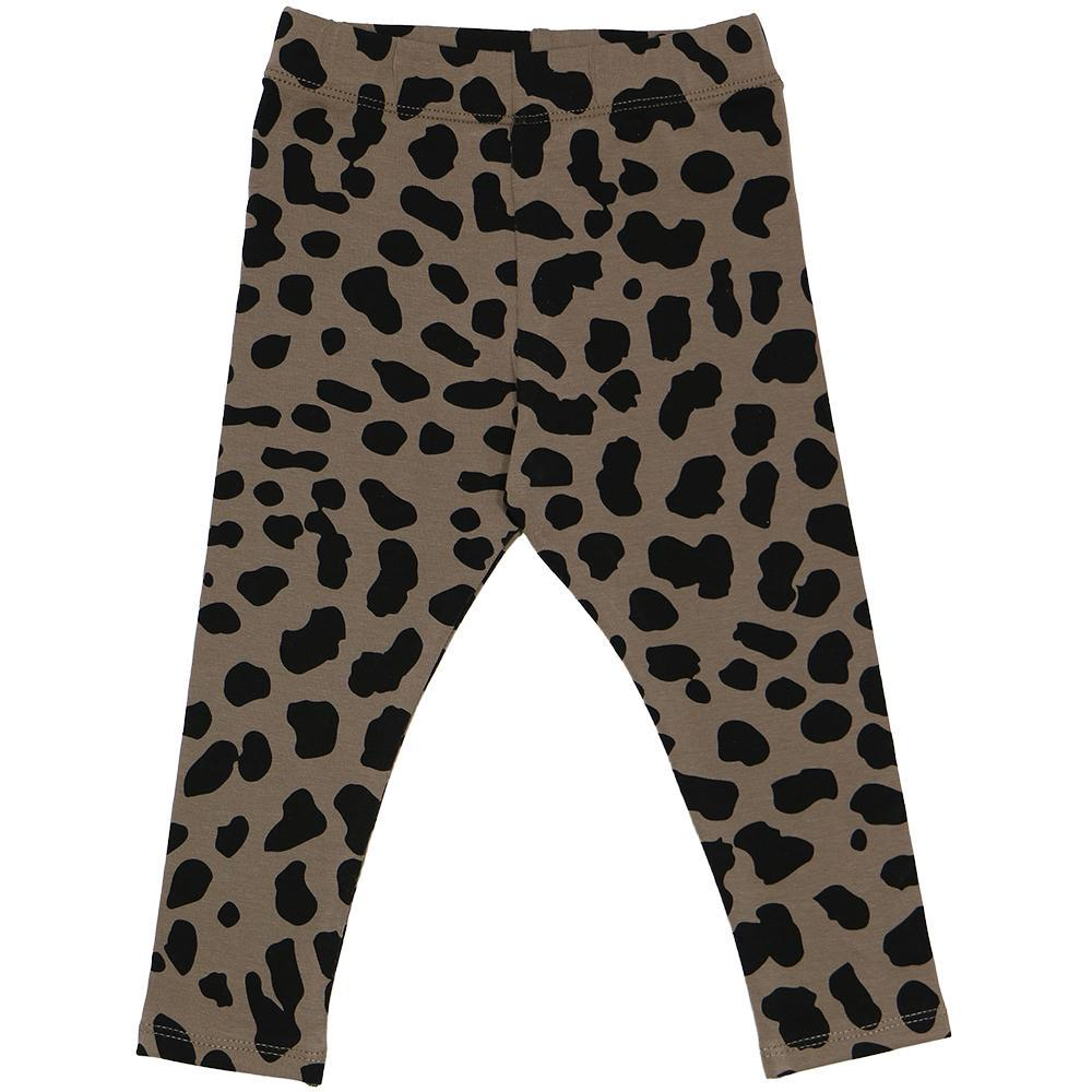 Bambinista-CRIBSTAR-Bottoms-Brown Spots Leggings