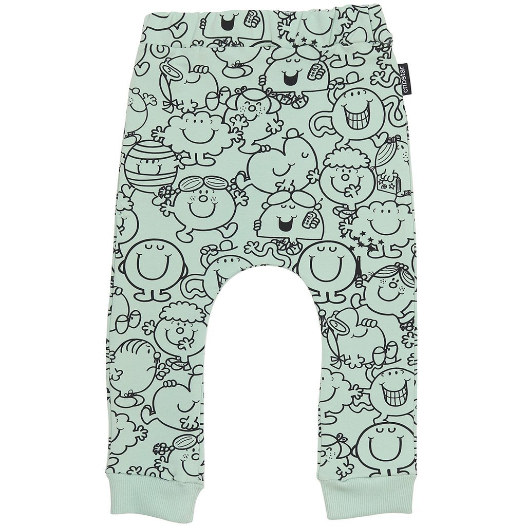 Bambinista-CRIBSTAR-Bottoms-Mr Men Little Miss Party Harem Leggings