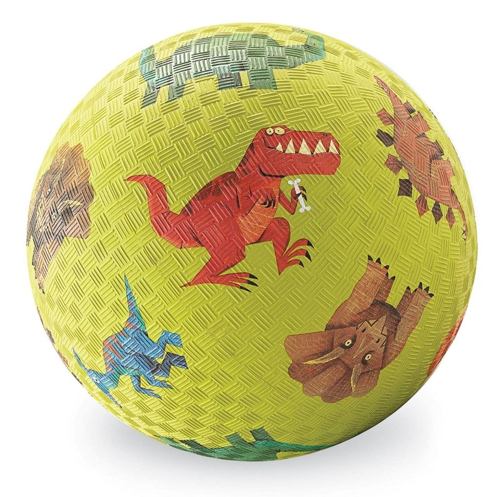 Bambinista-CROCODILE CREEK-Toys-13cm Playball - Dinosaur