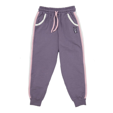 Bambinista-DINOSKI-Bottoms-Hop - Bunny Themed Joggers