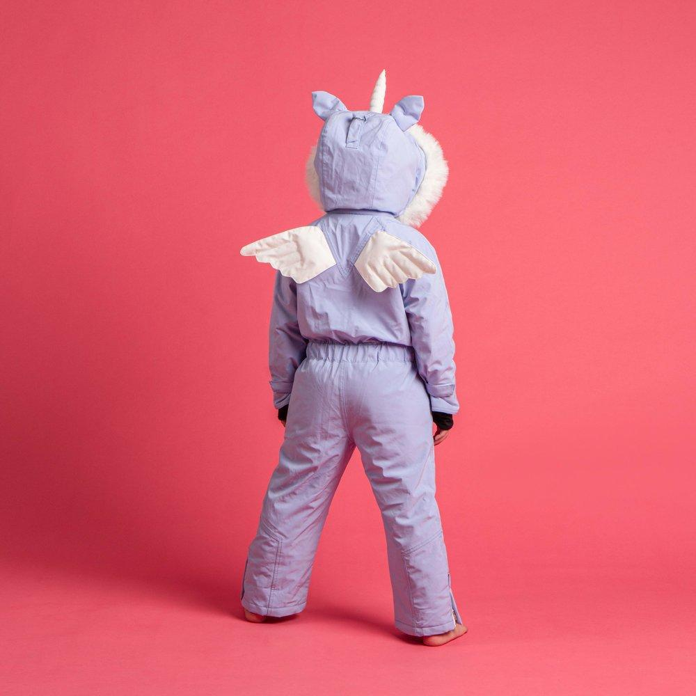 Bambinista-DINOSKI-Outerwear-Sparkle - Unicorn Themed Ski Suit