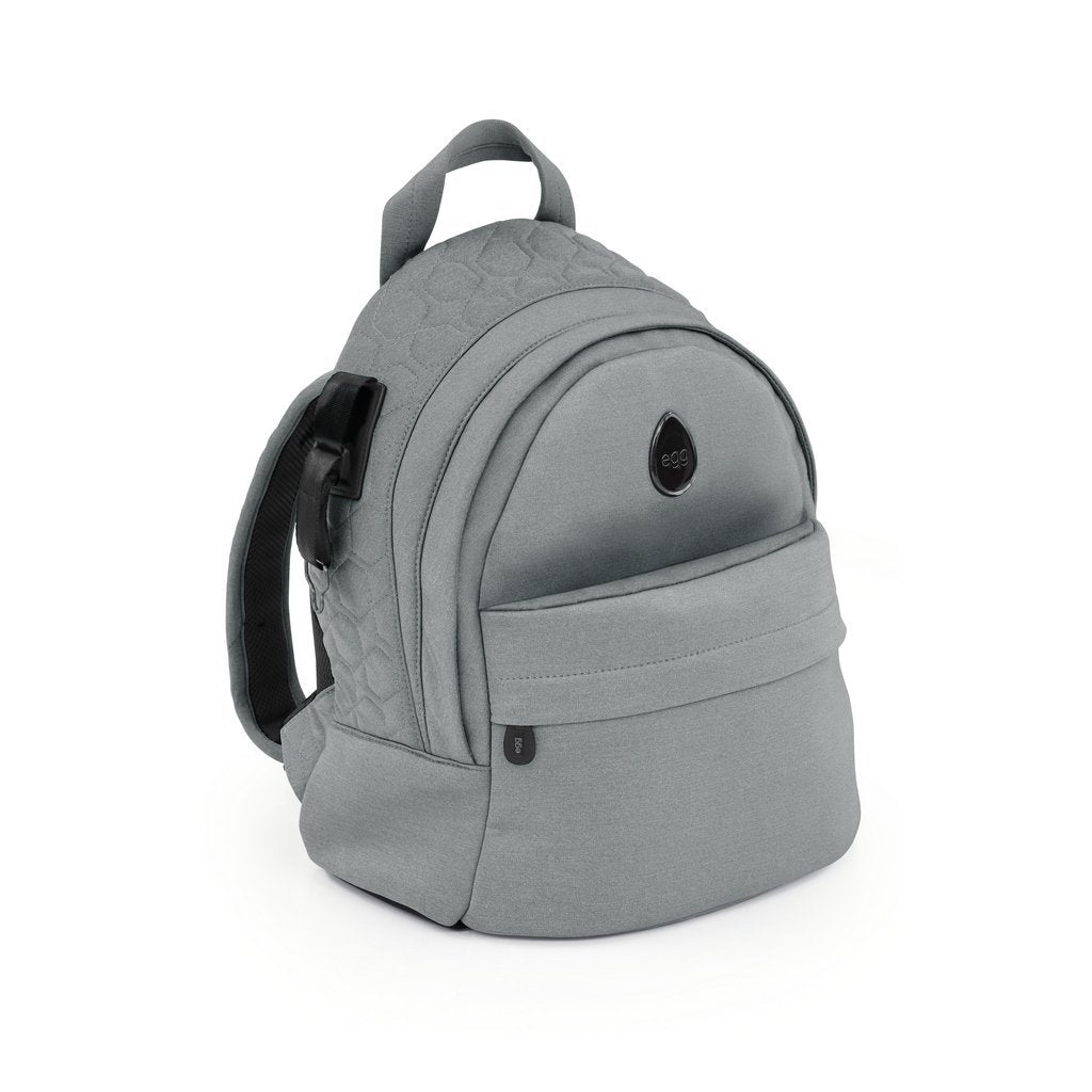 Bambinista-EGG-Travel-Egg 2 Backpack - Monument Grey
