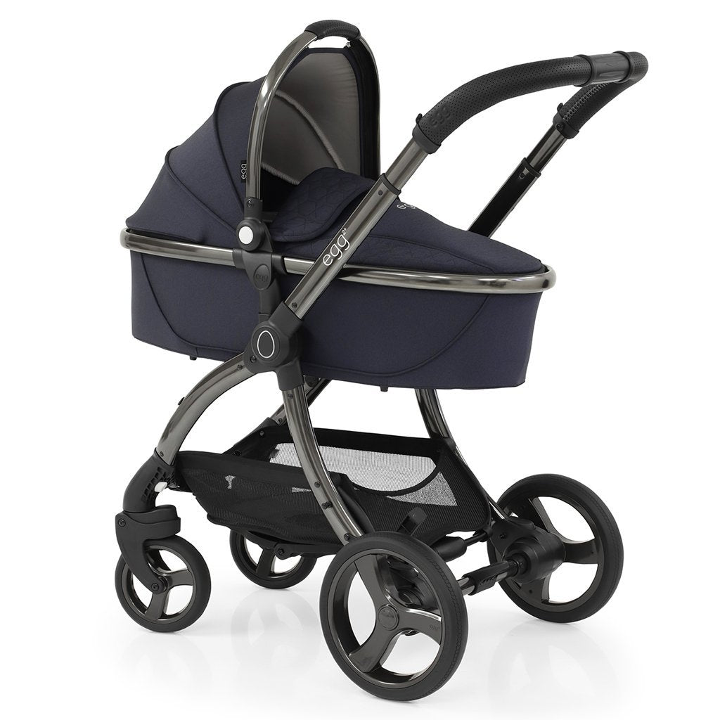 Bambinista-EGG-Travel-Egg 2 Carrycot - Cobalt
