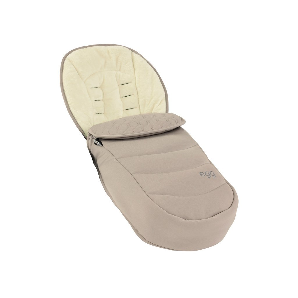 Bambinista-EGG-Travel-Egg 2 Footmuff - Feather