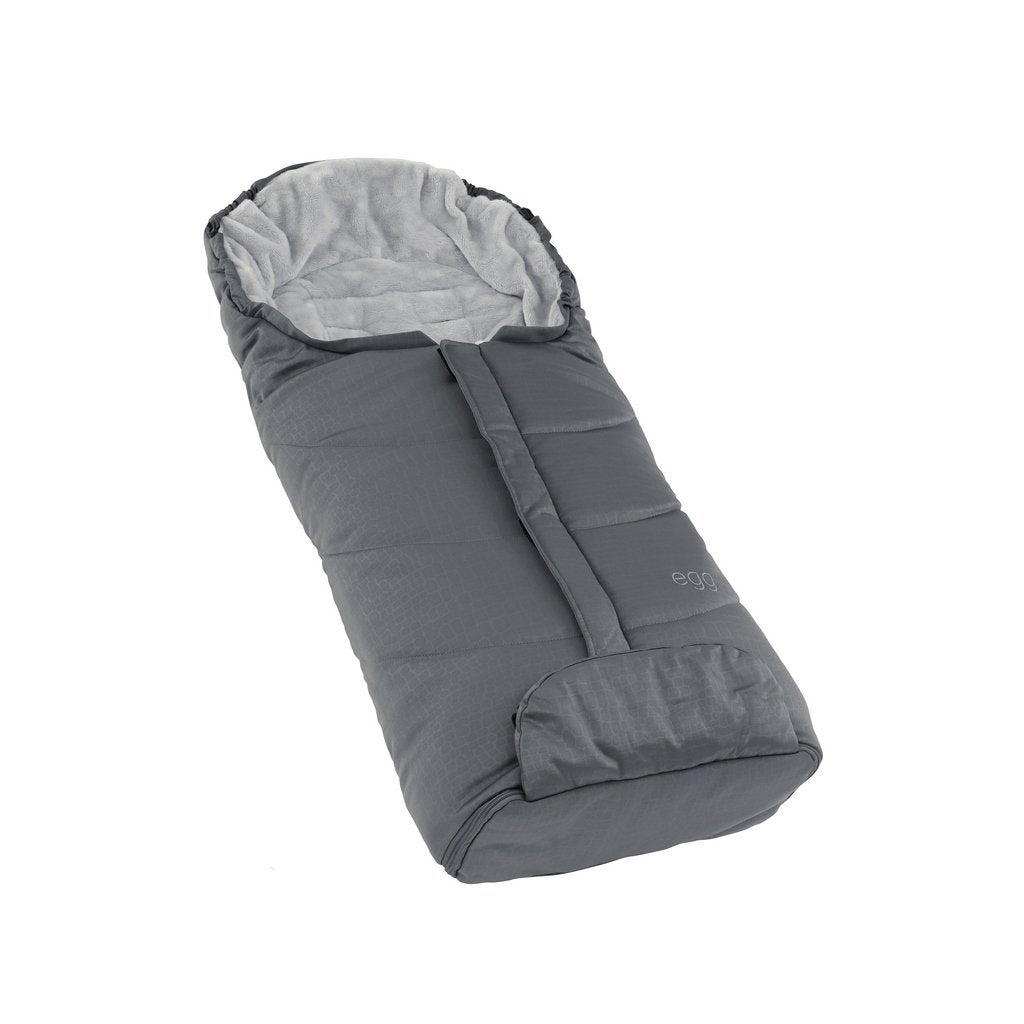 Bambinista-EGG-Travel-Egg 2 Footmuff - Jurassic Grey
