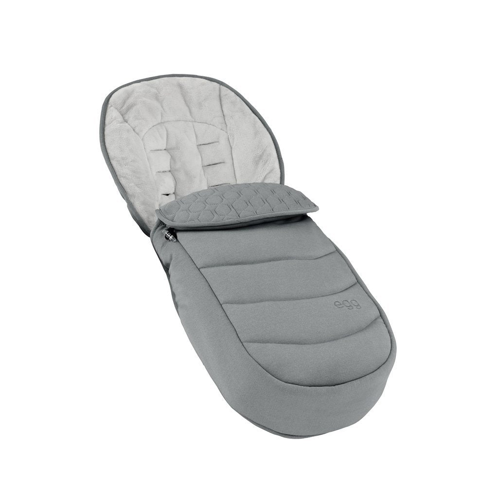 Bambinista-EGG-Travel-Egg 2 Footmuff - Monument Grey