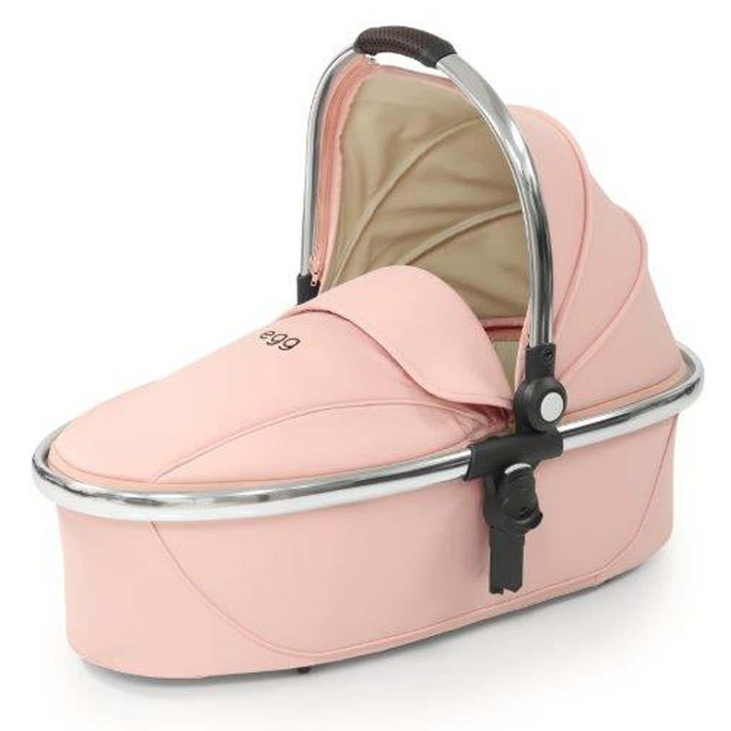 Bambinista-EGG-Travel-Egg Carrycot - Blush
