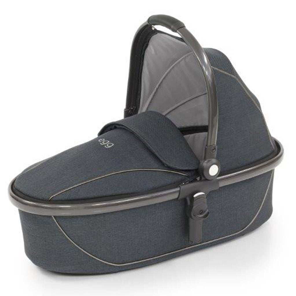 Bambinista-EGG-Travel-Egg Carrycot - Carbon Grey