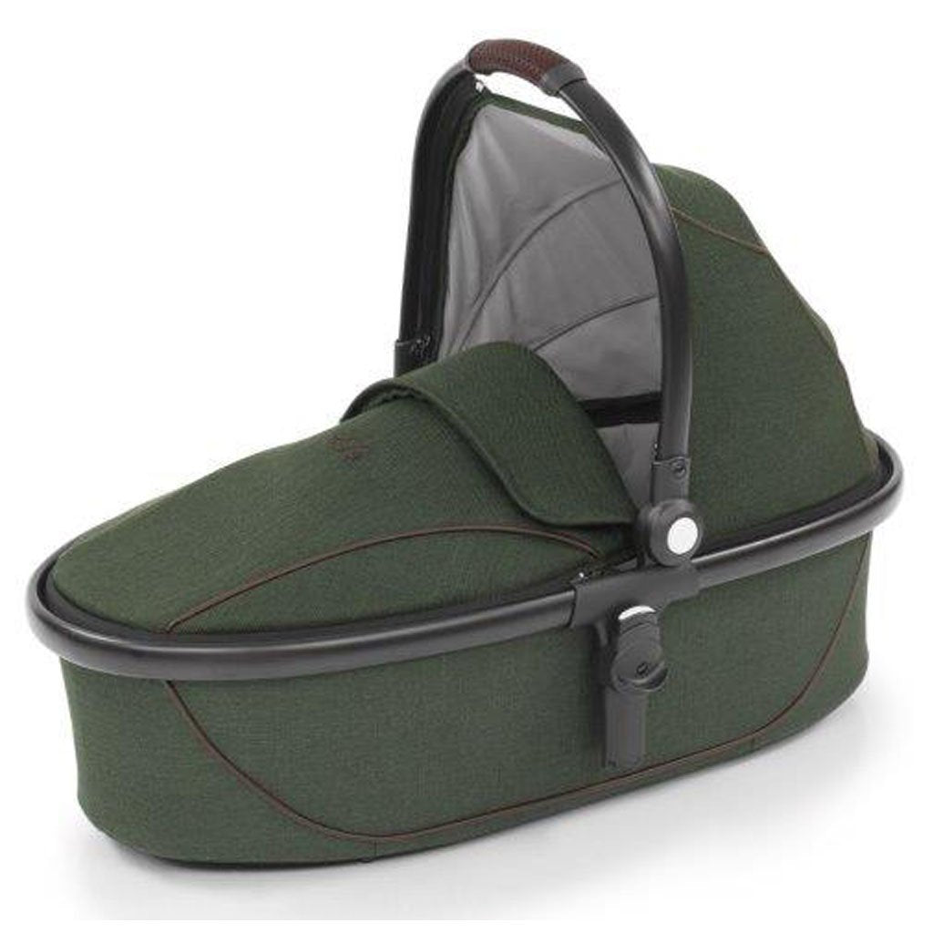 Bambinista-EGG-Travel-Egg Carrycot - Country Green