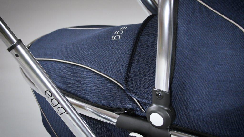 Bambinista-EGG-Travel-Egg Carrycot - Deep Navy