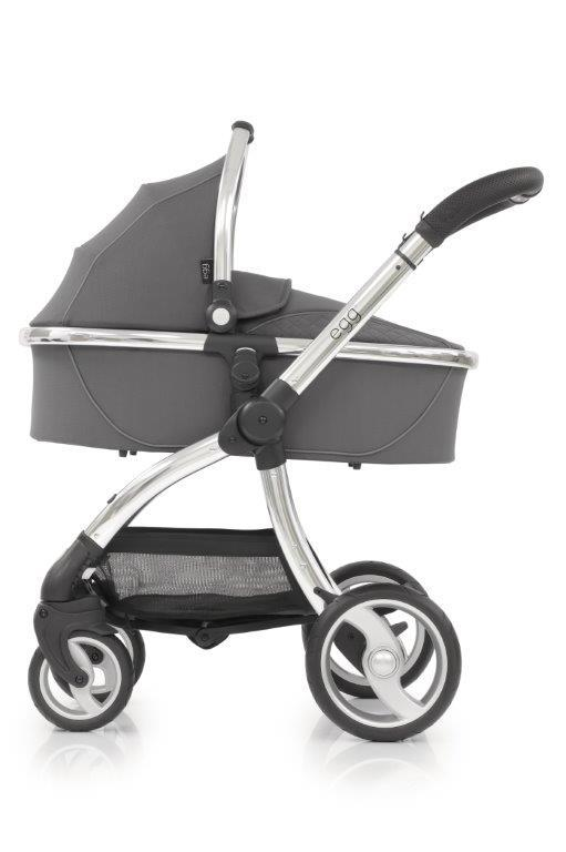 Bambinista-EGG-Travel-Egg Carrycot Special Edition - Anthracite