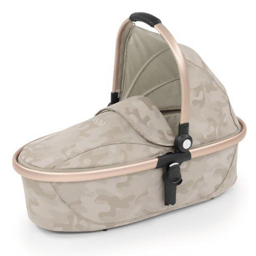 Bambinista-EGG-Travel-Egg Carrycot Special Edition - Camo Sand