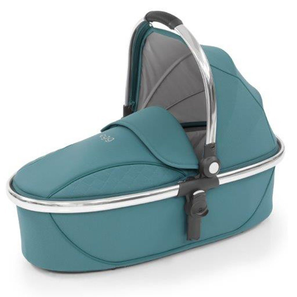 Bambinista-EGG-Travel-Egg Carrycot Special Edition - Cool Mist