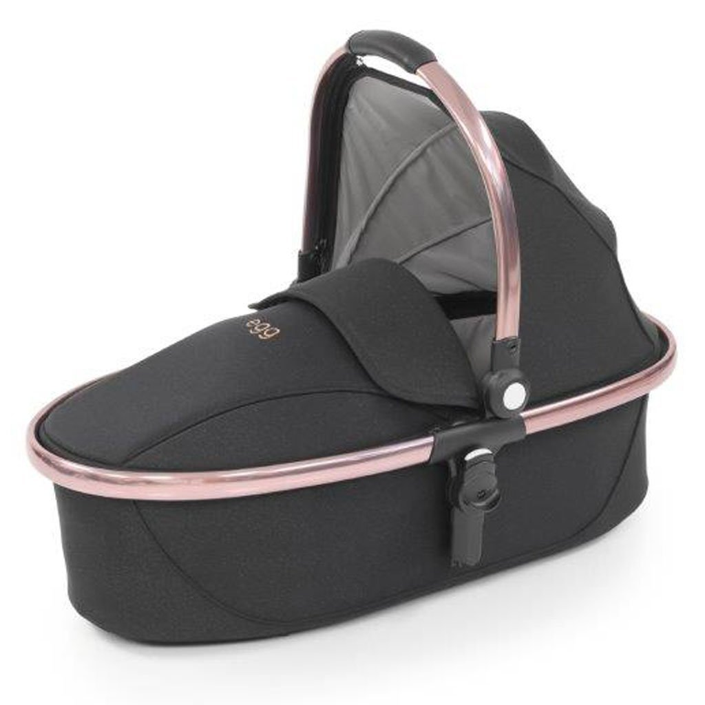 Bambinista-EGG-Travel-Egg Carrycot Special Edition - Diamond Black