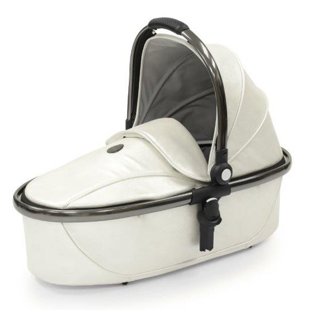 Bambinista-EGG-Travel-Egg Carrycot Special Edition - Pearl