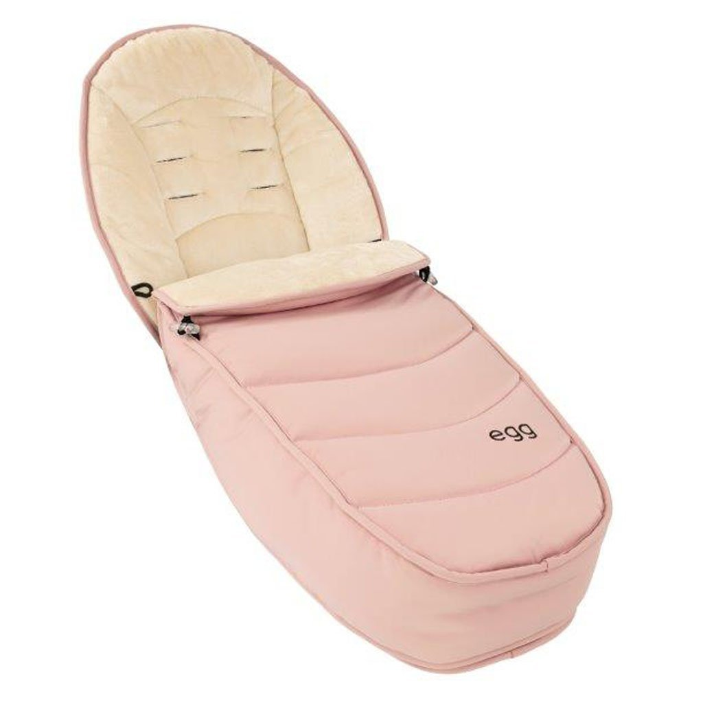 Bambinista-EGG-Travel-Egg Footmuff - Blush