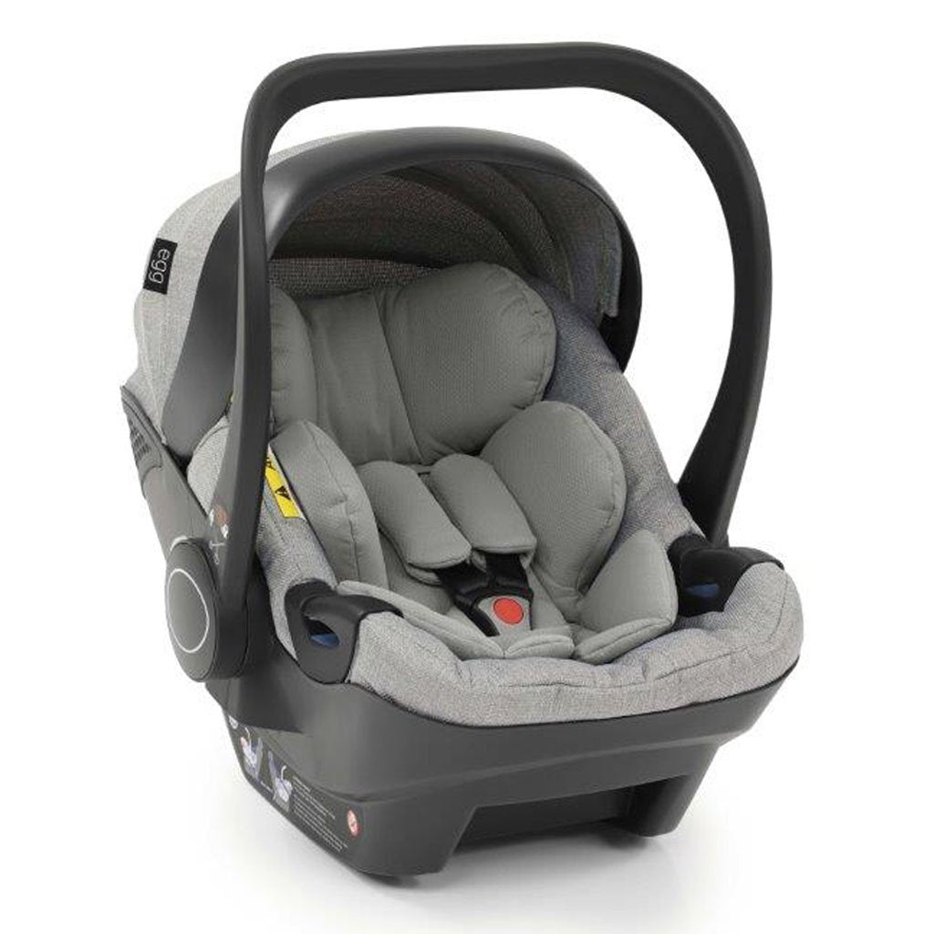 Bambinista-EGG-Travel-Egg Shell Infant Car Seat (i-Size) - Platinum