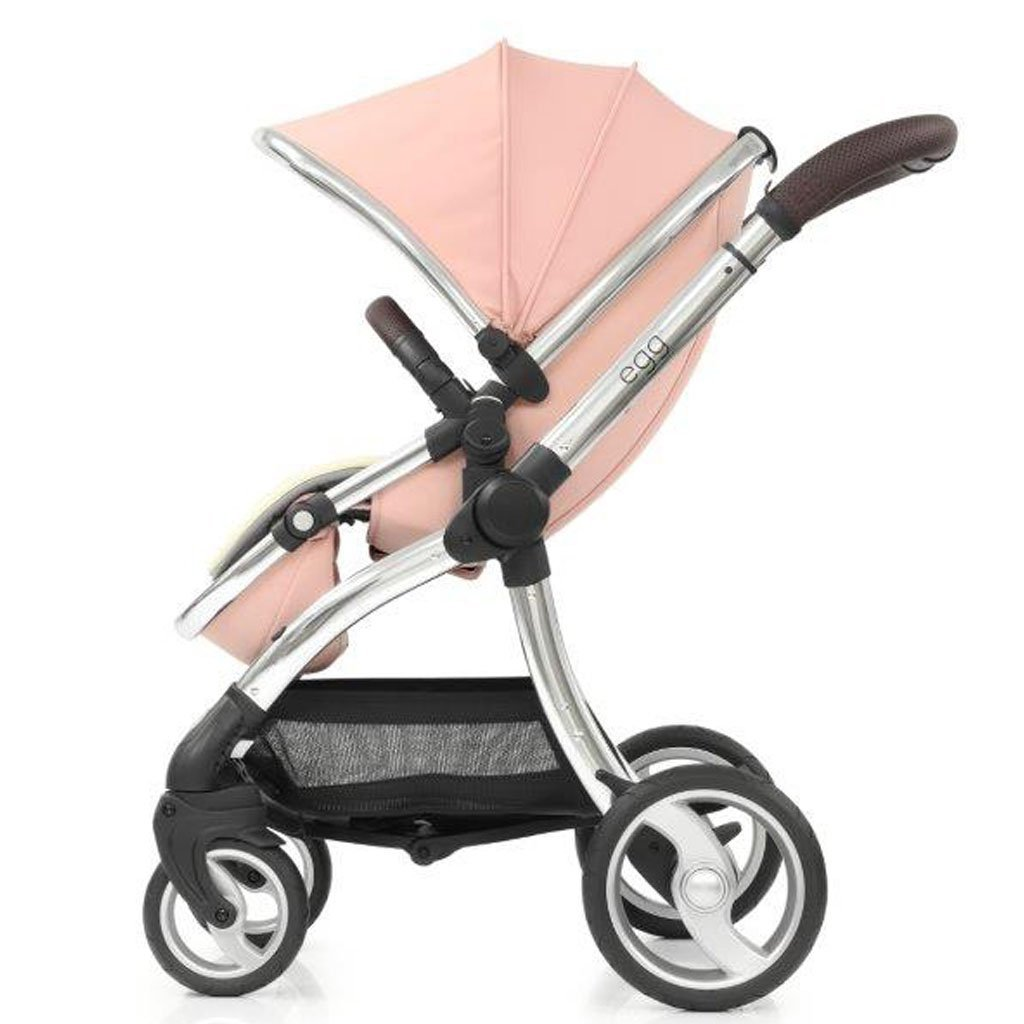 Bambinista-EGG-Travel-Egg Stroller - Blush
