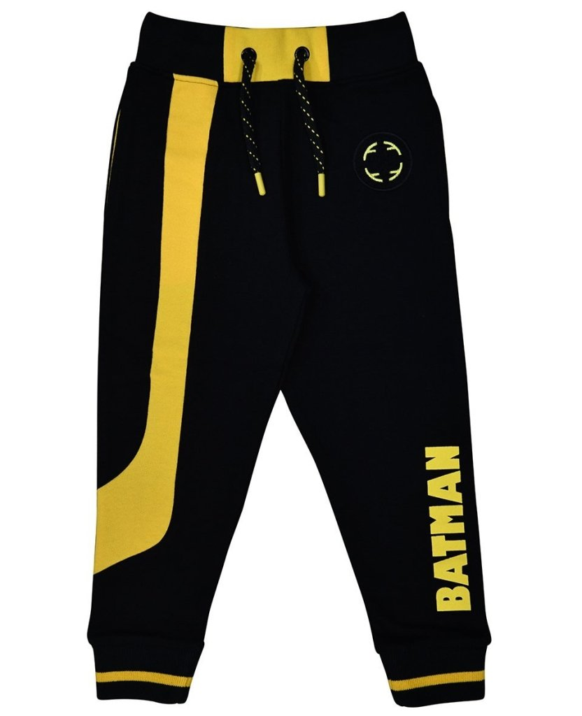 Bambinista-FABRIC FLAVOURS-Bottoms-Batman Gotham Defender Joggers