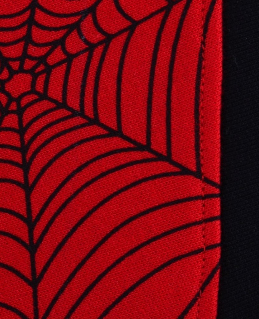 Bambinista-FABRIC FLAVOURS-Bottoms-Spider-Man Hero or Villain Joggers