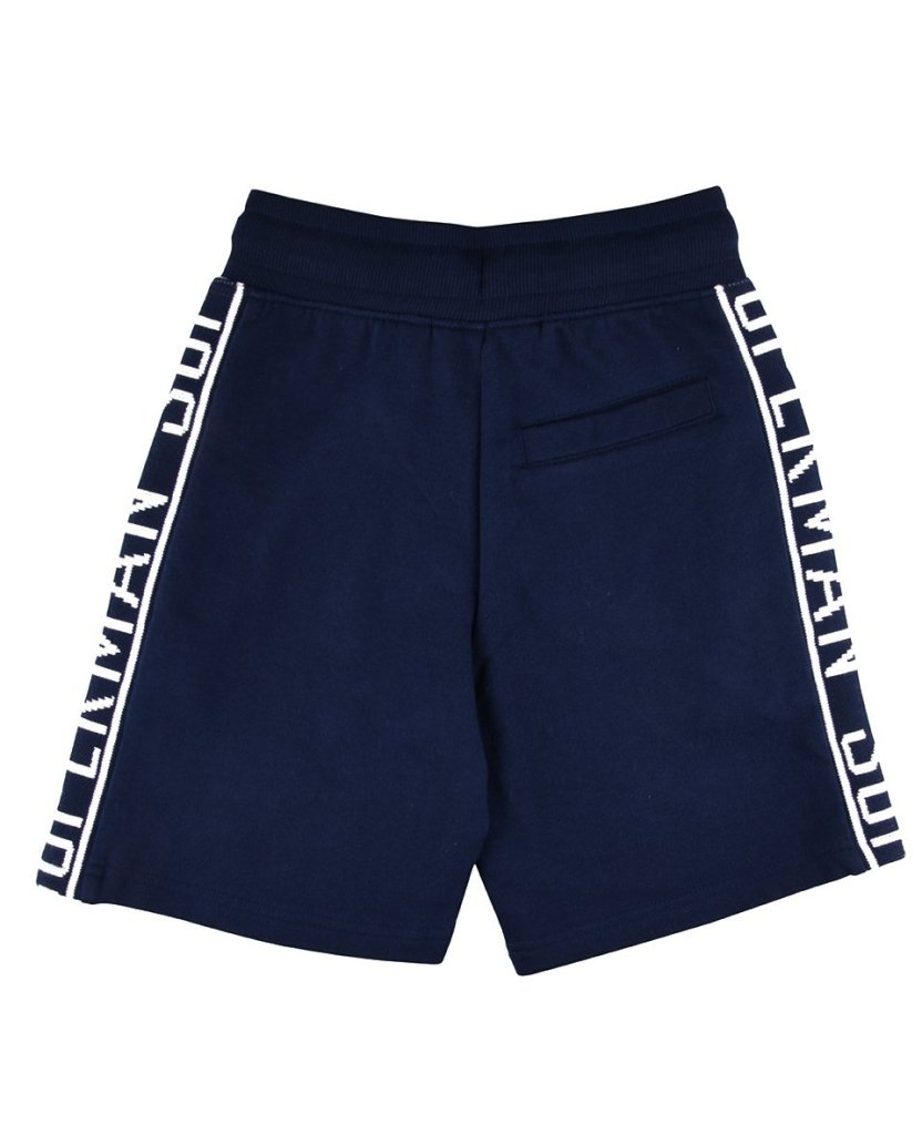 Bambinista-FABRIC FLAVOURS-Bottoms-Superman Logo Sweatshorts