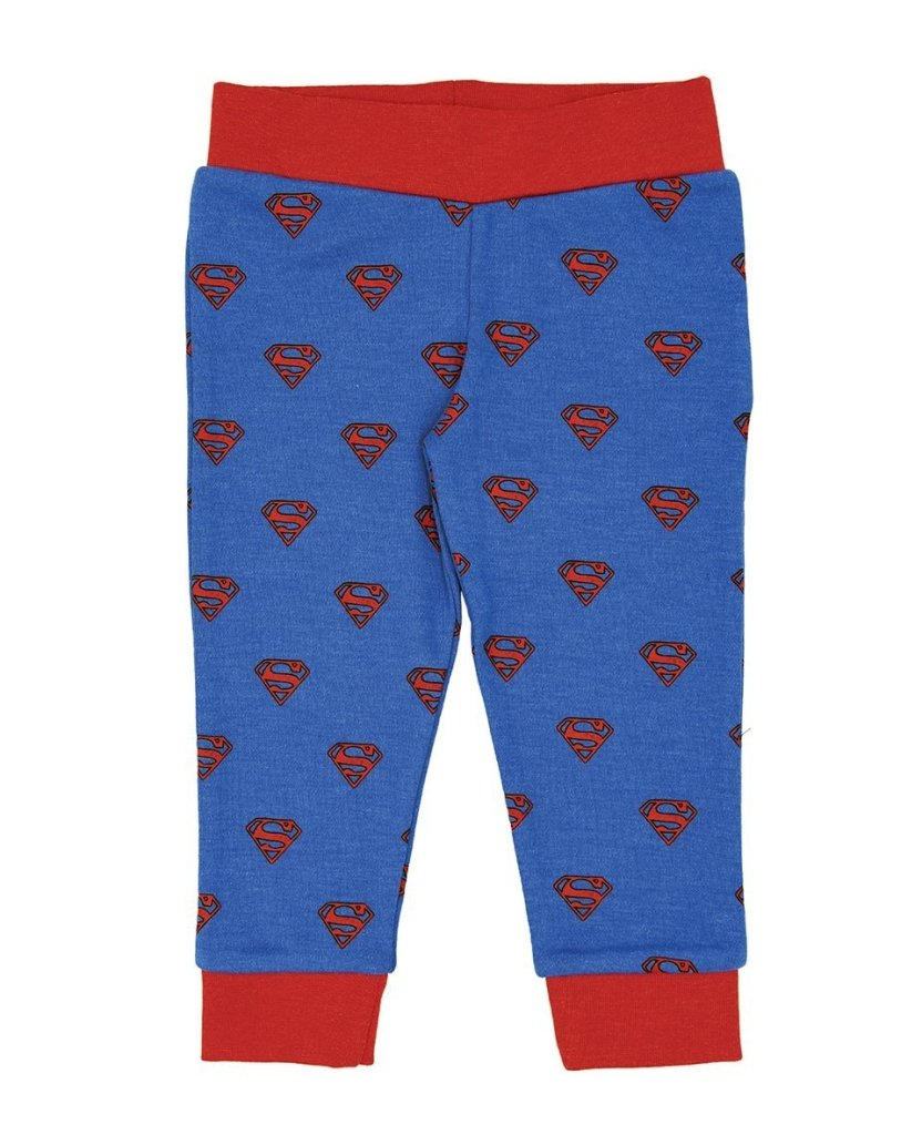 Bambinista-FABRIC FLAVOURS-Pyjamas-Superman PJs