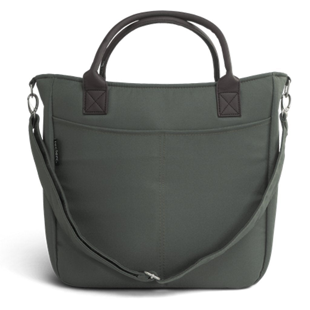 Bambinista-LECLERC-Travel-Leclerc Diaperbag Fabric - Army Green