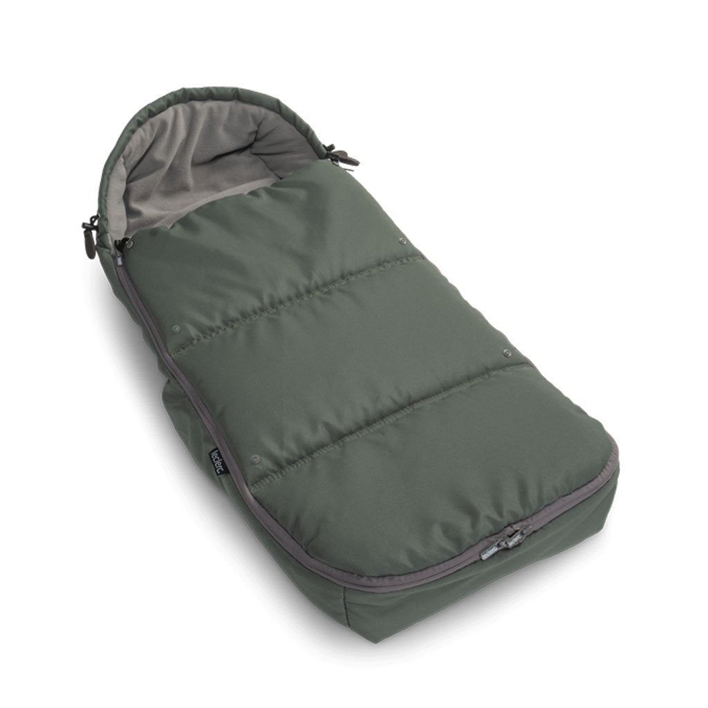 Bambinista-LECLERC-Travel-Leclerc Footmuff Polar - Army Green