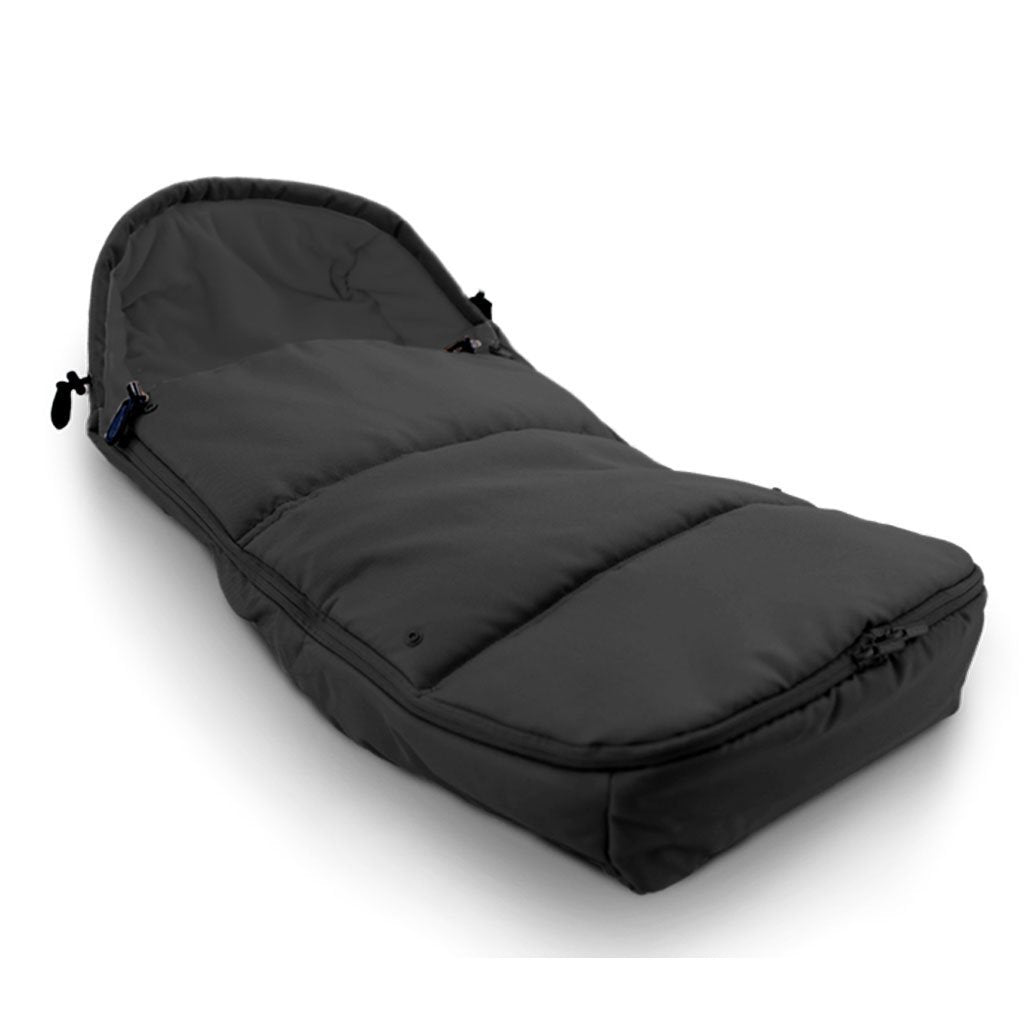 Bambinista-LECLERC-Travel-Leclerc Footmuff Polar - Black