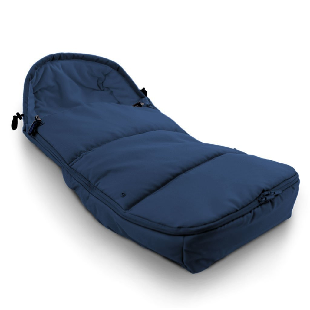 Bambinista-LECLERC-Travel-Leclerc Footmuff Polar - Blue