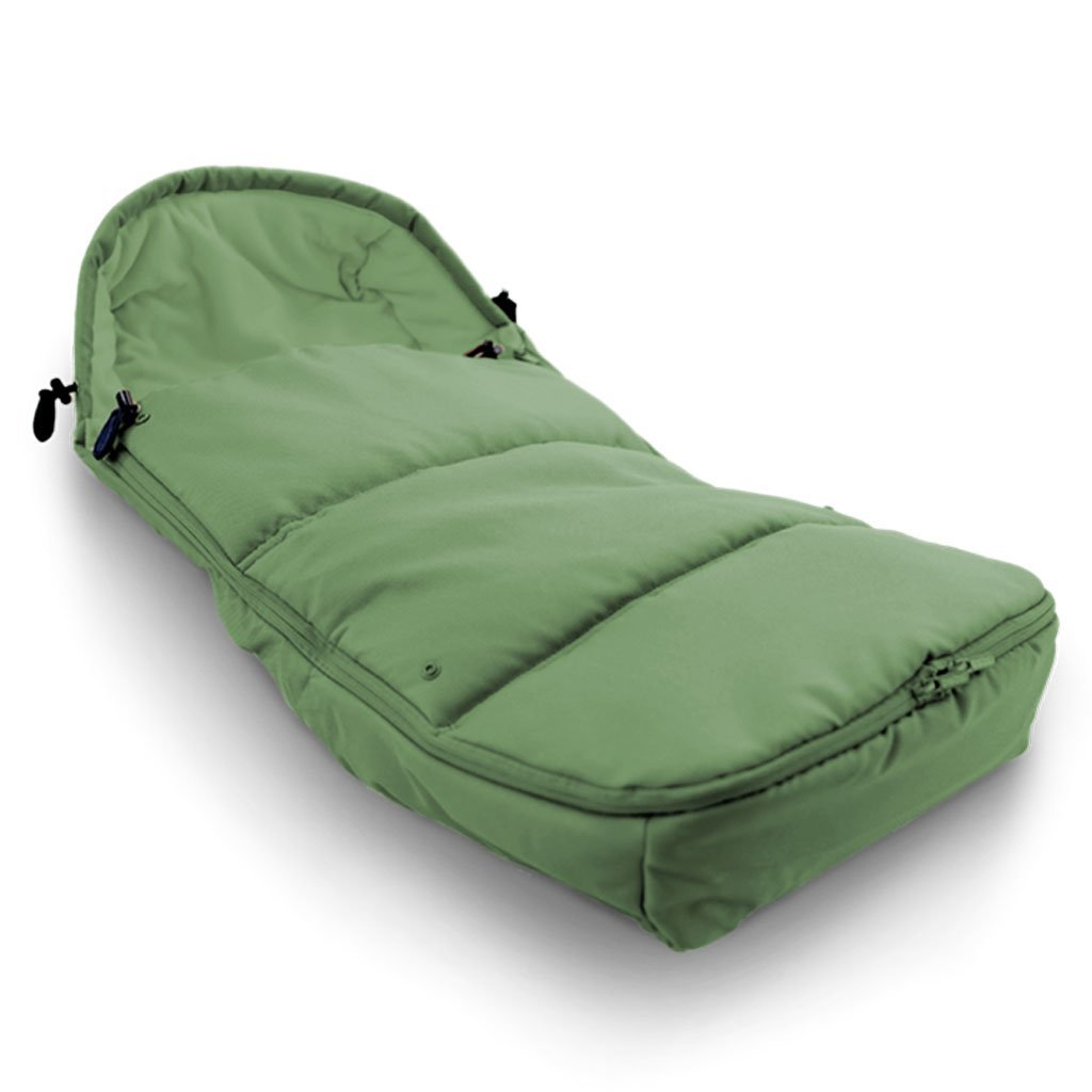 Bambinista-LECLERC-Travel-Leclerc Footmuff Polar - Green