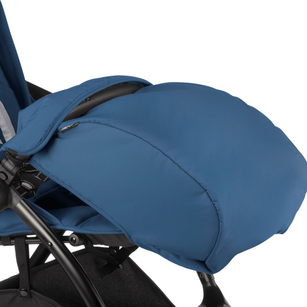 Bambinista-LECLERC-Travel-Leclerc Footmuff Quick - Blue