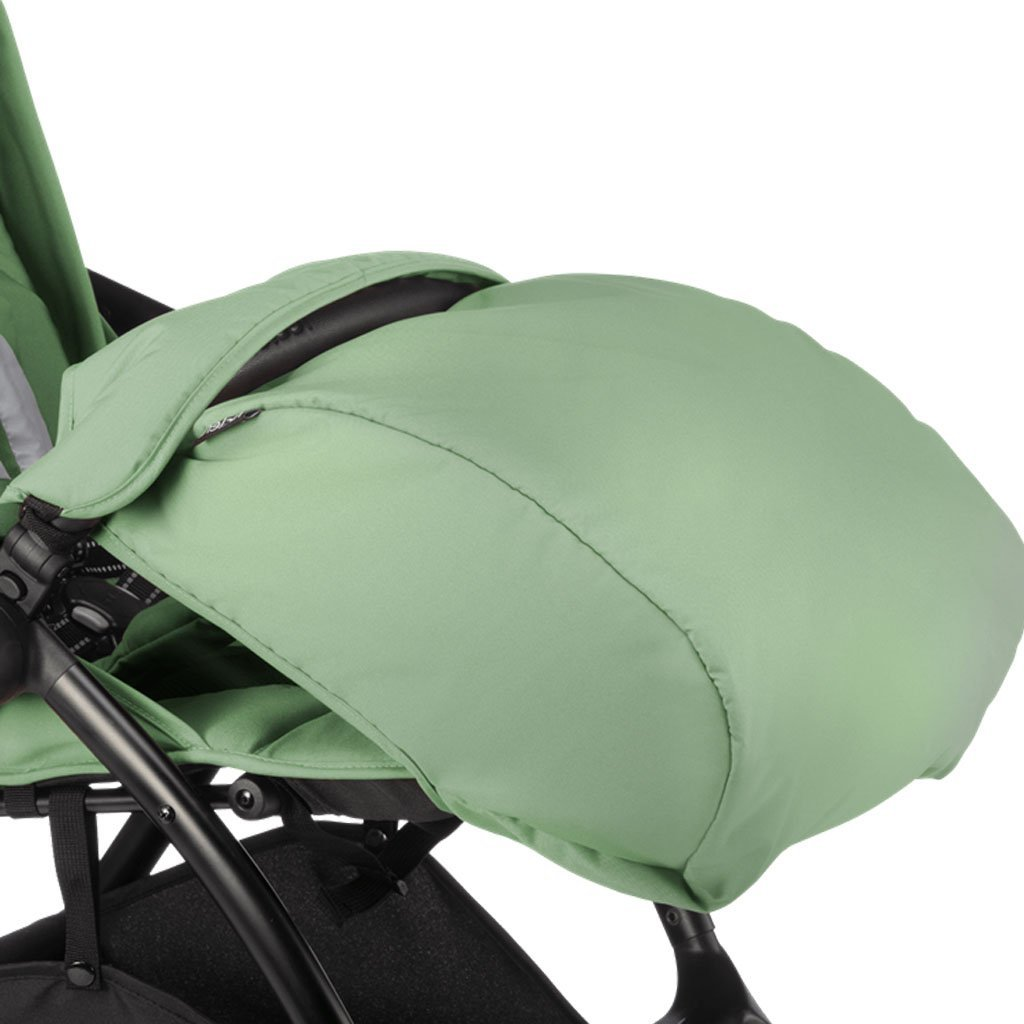 Bambinista-LECLERC-Travel-Leclerc Footmuff Quick - Green