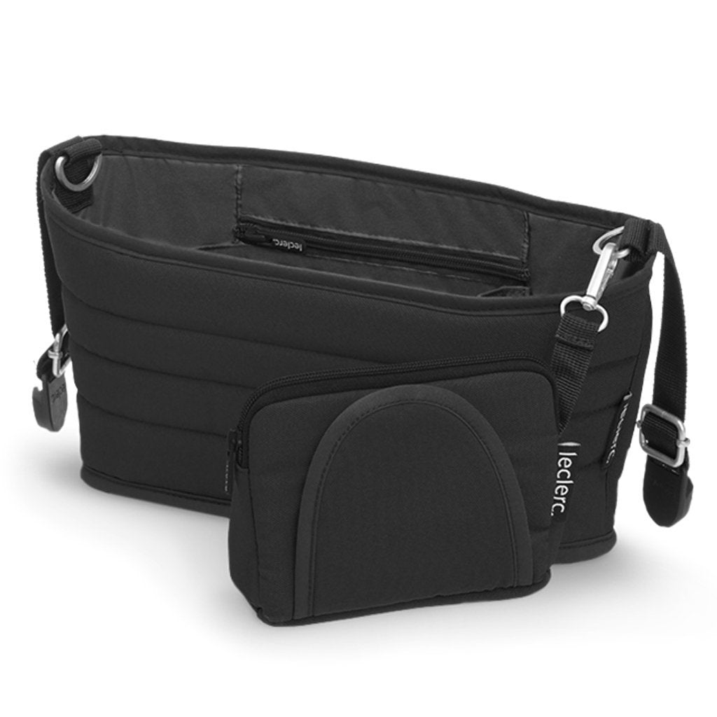 Bambinista-LECLERC-Travel-Leclerc Organiser Easy Quick - Black