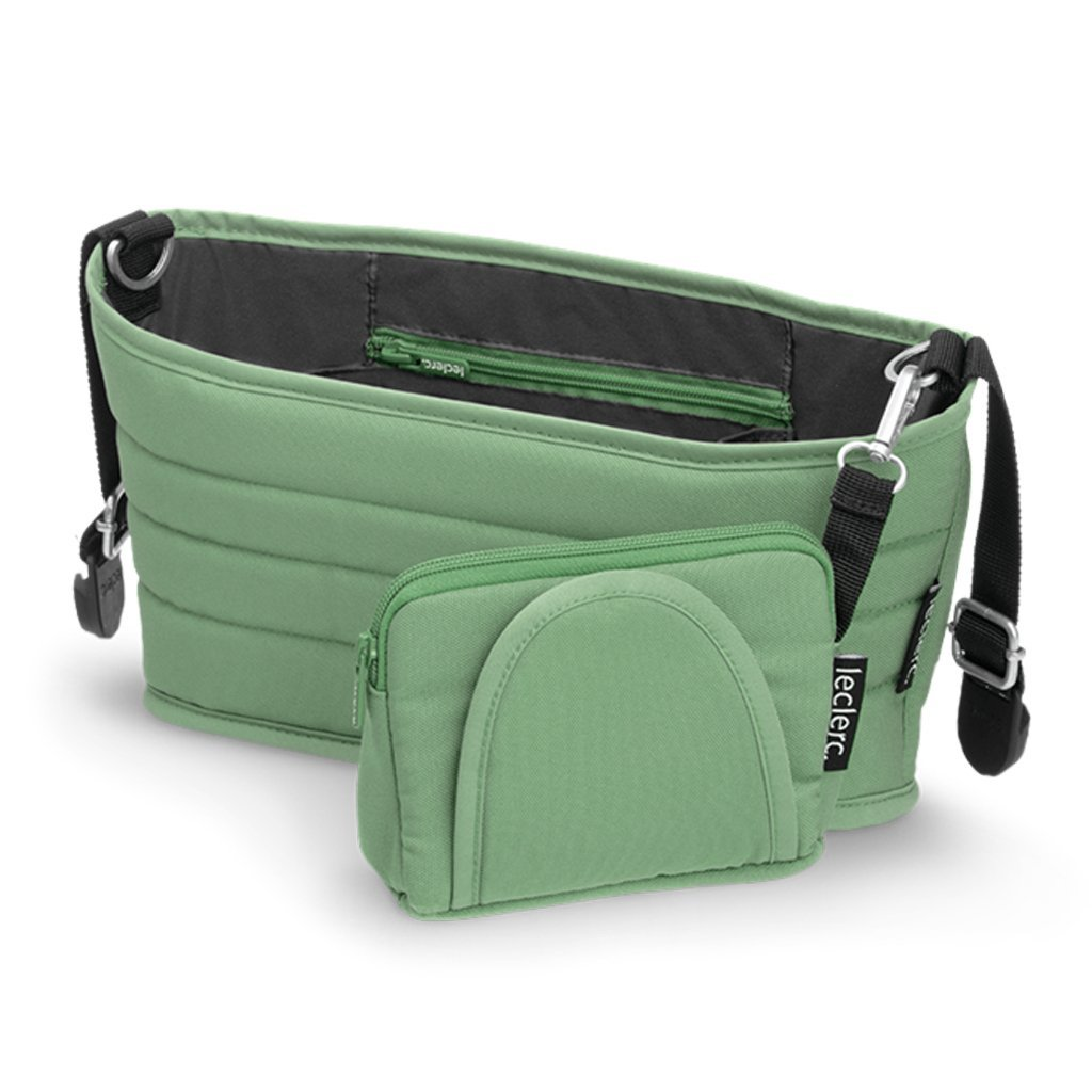 Bambinista-LECLERC-Travel-Leclerc Organiser Easy Quick - Green