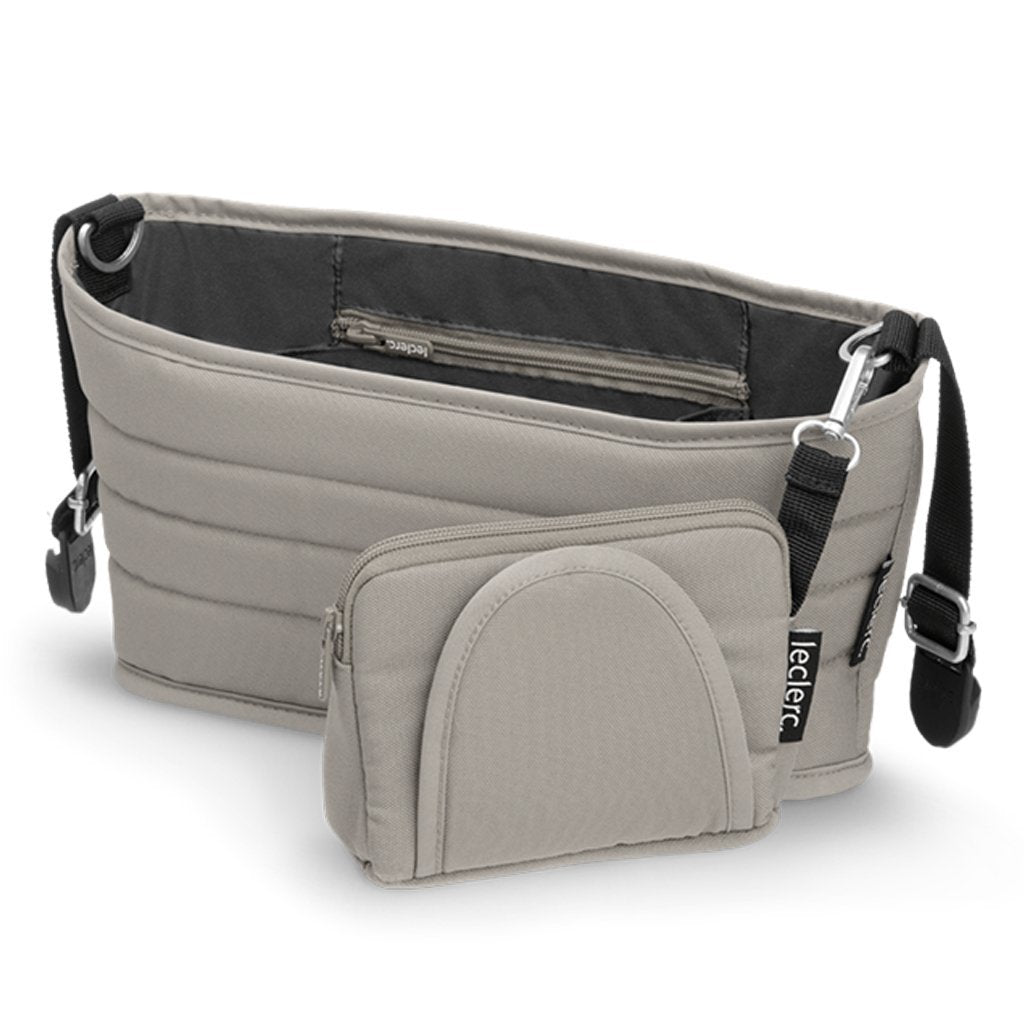 Bambinista-LECLERC-Travel-Leclerc Organiser Easy Quick - Grey