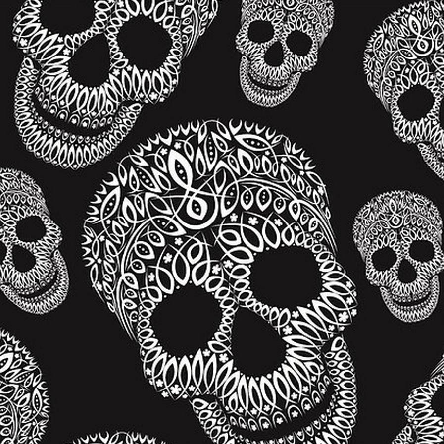 Bambinista-LOTTIE & LYSH-Bottoms-Leggings Monoskulls Print