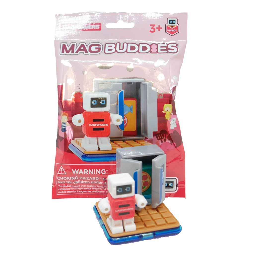 Bambinista-MAGFORMERS-Toys-MagBuddy Minibot