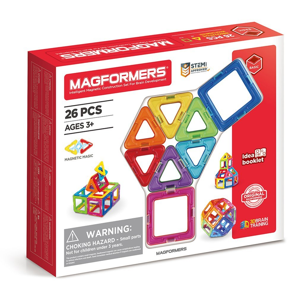Bambinista-MAGFORMERS-Toys-Magformers 26