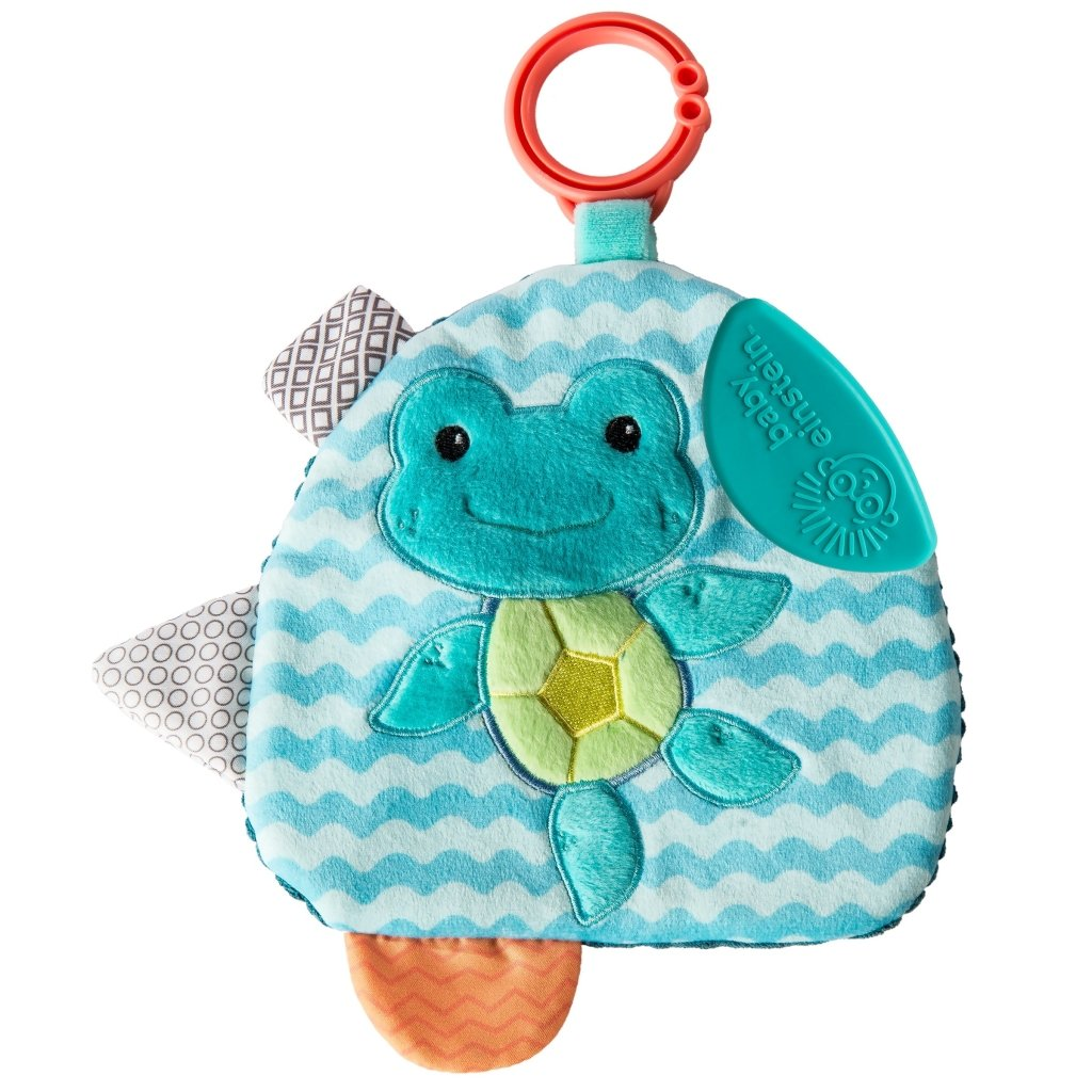 Bambinista-MARY MEYER-Toys-Baby Einstein Neptune Squeezer Teether