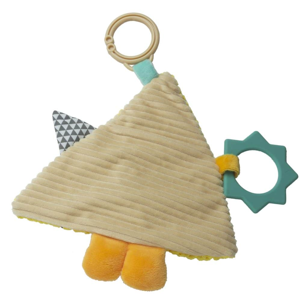 Bambinista-MARY MEYER-Toys-Baby Einstein Tinker Squeezer Teether