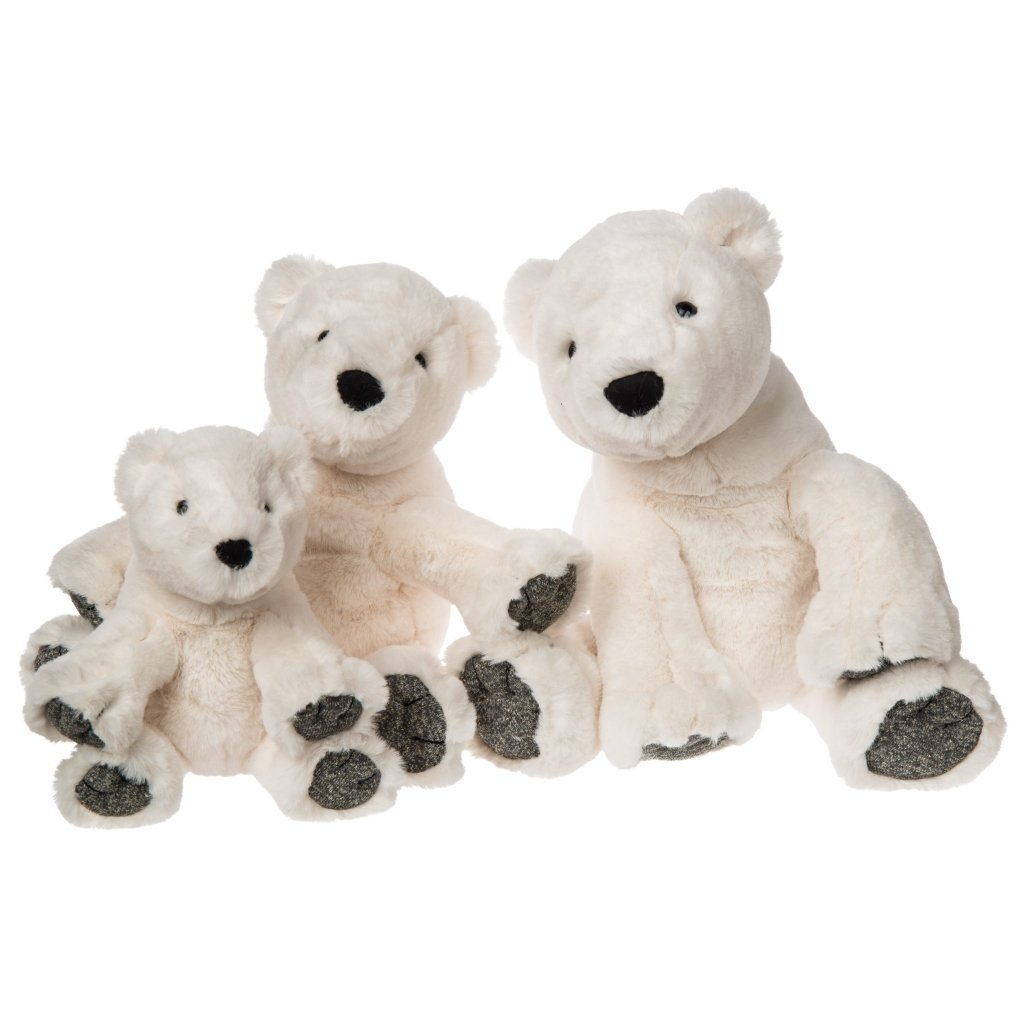 Bambinista-MARY MEYER-Toys-Chillin' Polar Bear – 7″