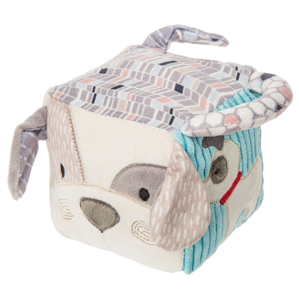 Bambinista-MARY MEYER-Toys-Decco Pup Activity Cube