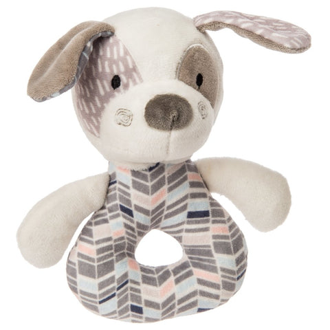 Bambinista-MARY MEYER-Toys-Decco Pup Rattle