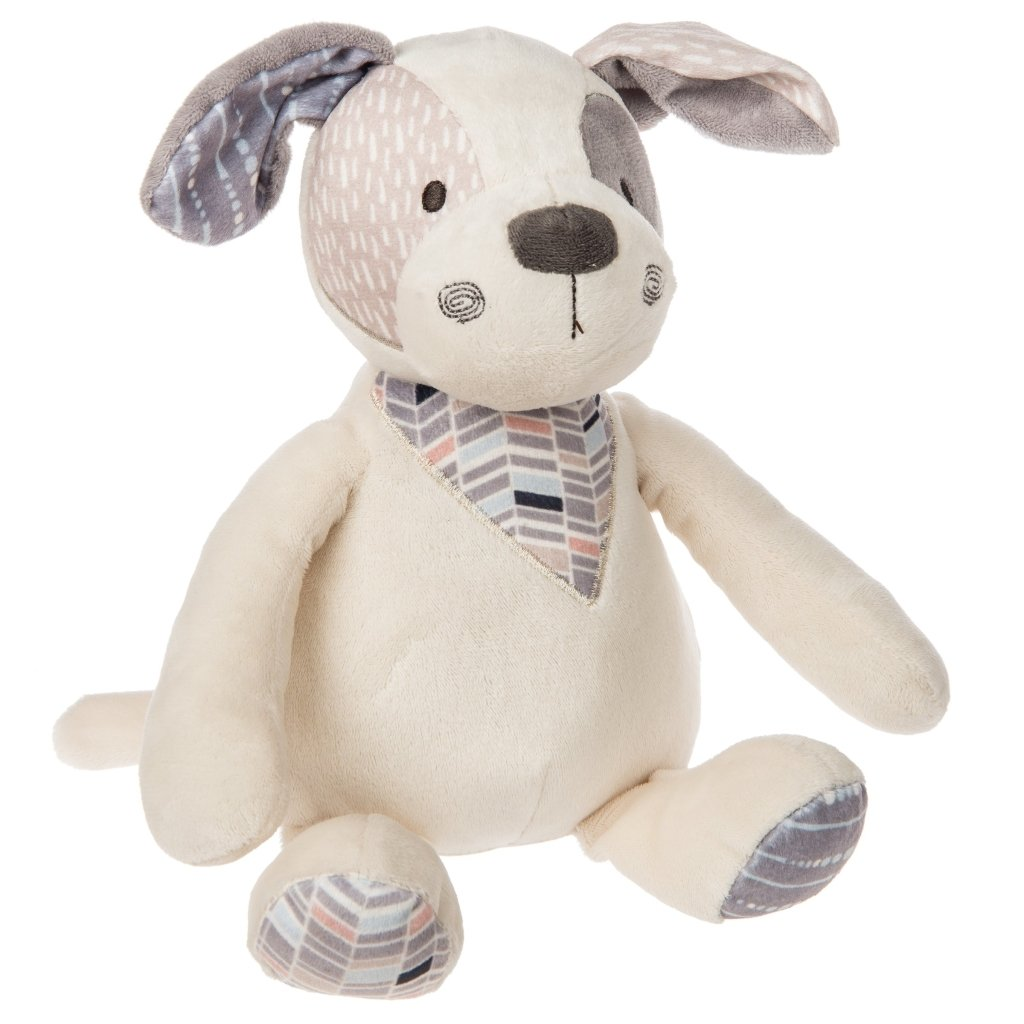 Bambinista-MARY MEYER-Toys-Decco Pup Soft Toy